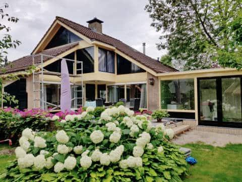 renovatie monumentale boerderij in Weesp